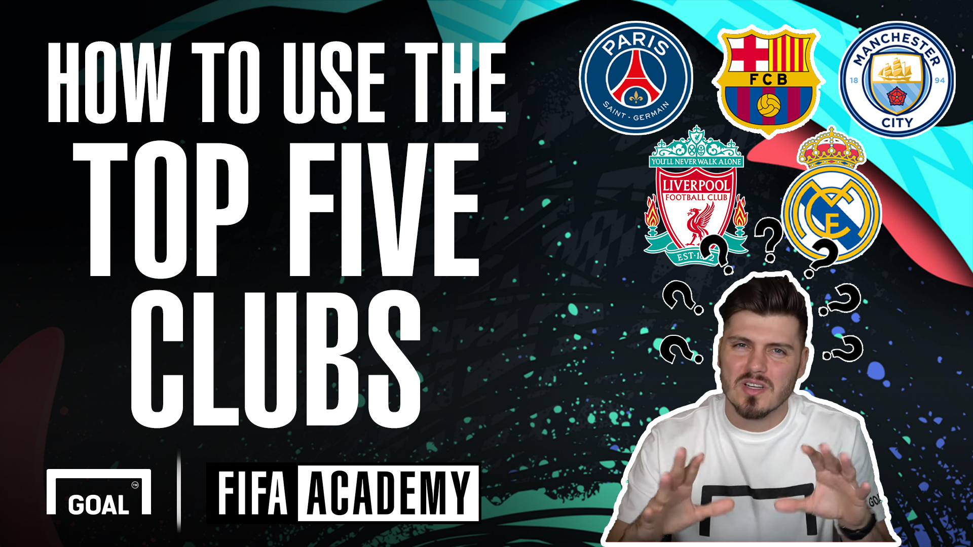 Video: The best five clubs on FIFA 20 - and how to use them