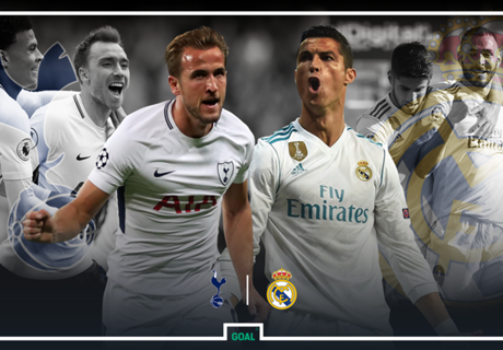 AO VIVO: Real Madrid x Tottenham