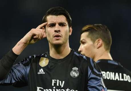 Morata y los 10 españoles más caros