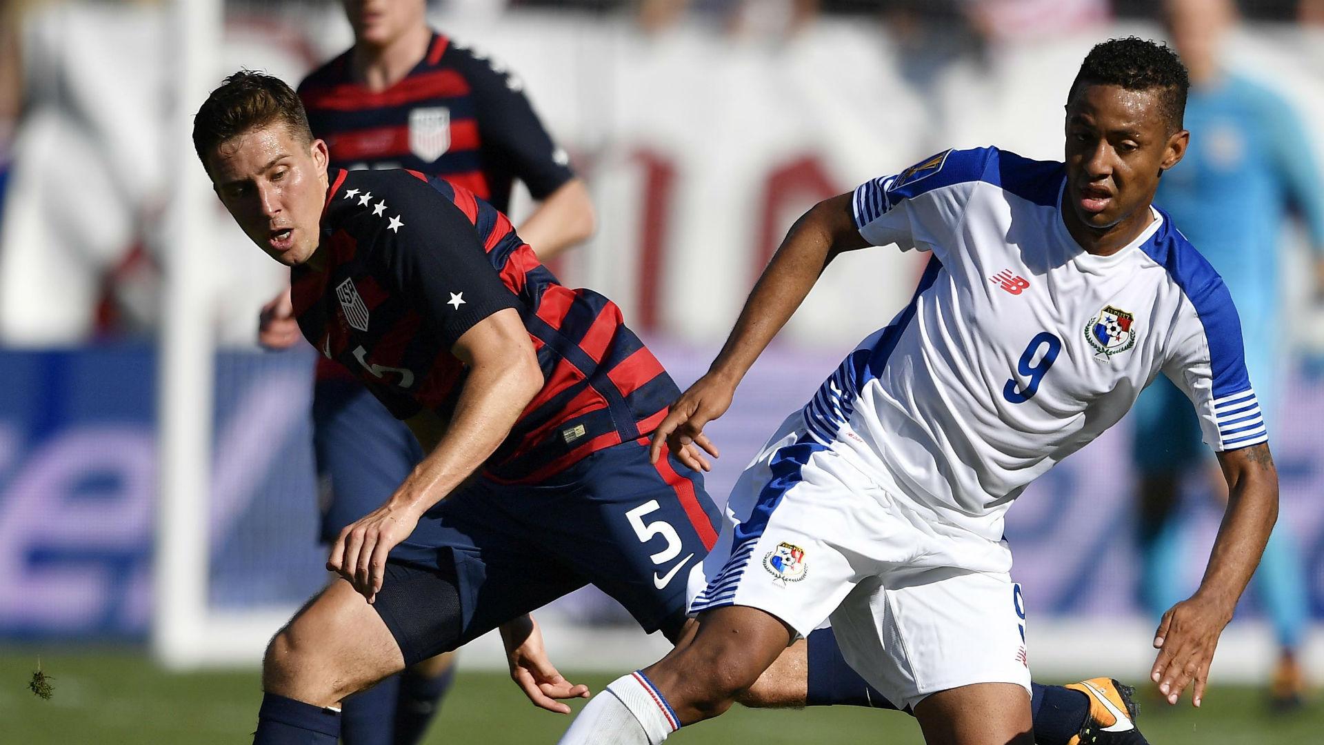 Matt Besler Gabriel Torres USA Panama Gold Cup