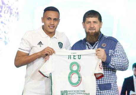 Brasilien-Talente in Grozny: Spielball eines Wahnsinnigen