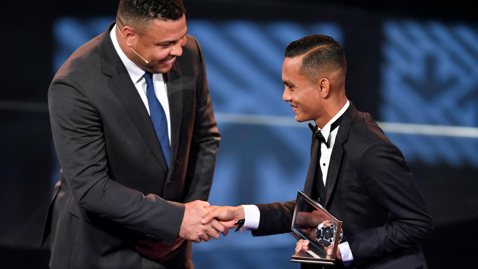 Ronaldo Mohd Faiz Subri Puskas Award