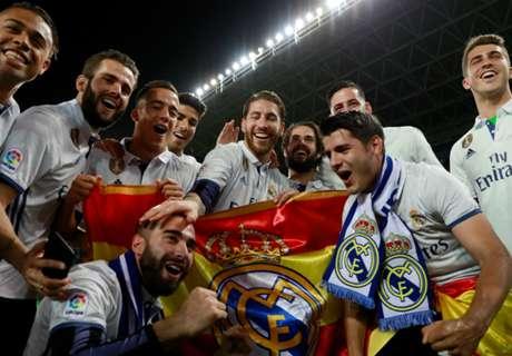 DAFTAR JUARA Liga Spanyol (1929-2017)