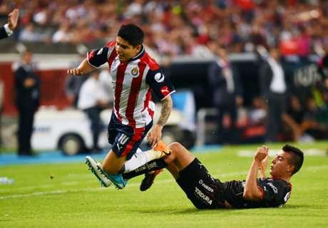 Chivas winless streak a concern