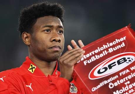 Alaba Cedera, Bayern Was-Was