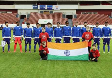 REPORT: India U17 2-2 Benfica U17