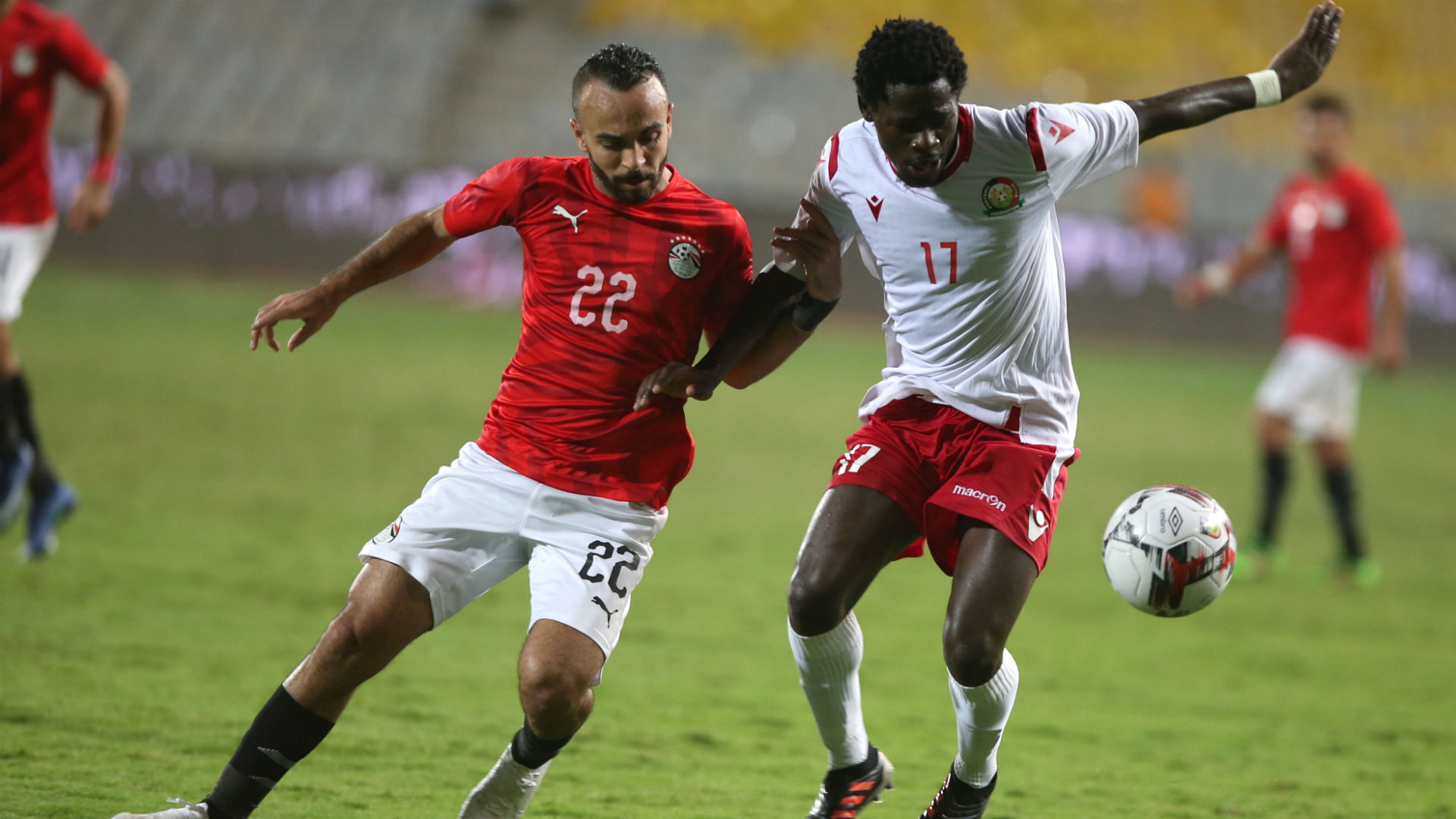 Afcon 2021 Qualifiers: Players who shone for Kenya against Egypt