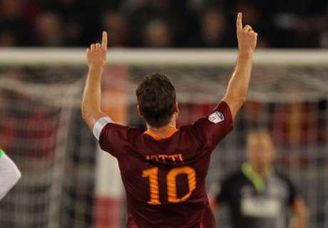 Griezmann Enggan Ikuti Jejak Totti