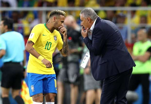 Neymar backs Tite for Brazil despite World Cup failure