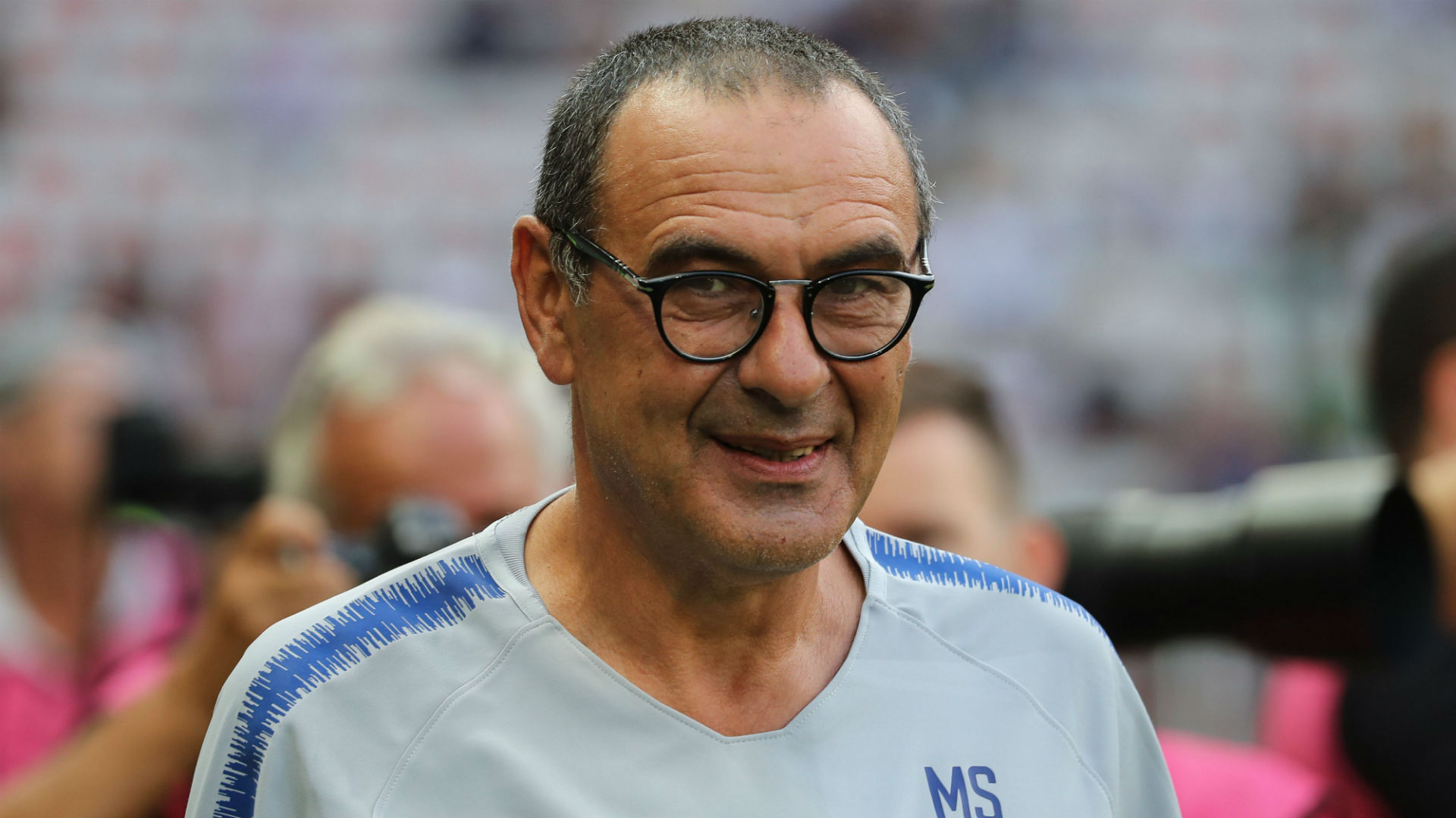 Sarri: 'Wow! What A Manager He Is'
