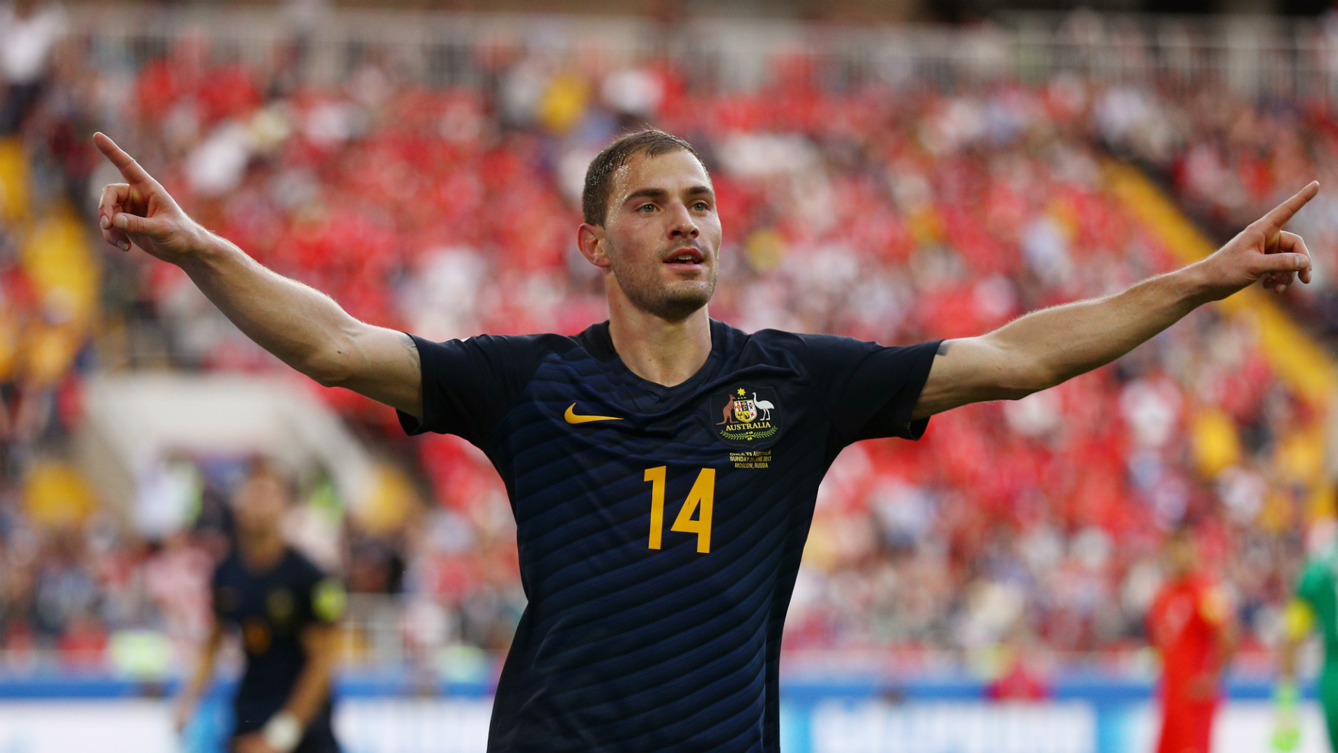 James Troisi, Australia, Confederations Cup, 25062017