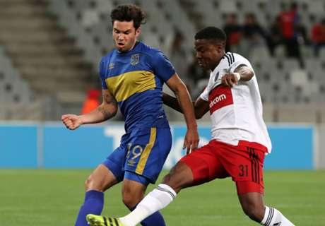 Match Report: Cape Town City 2-2 Pirates