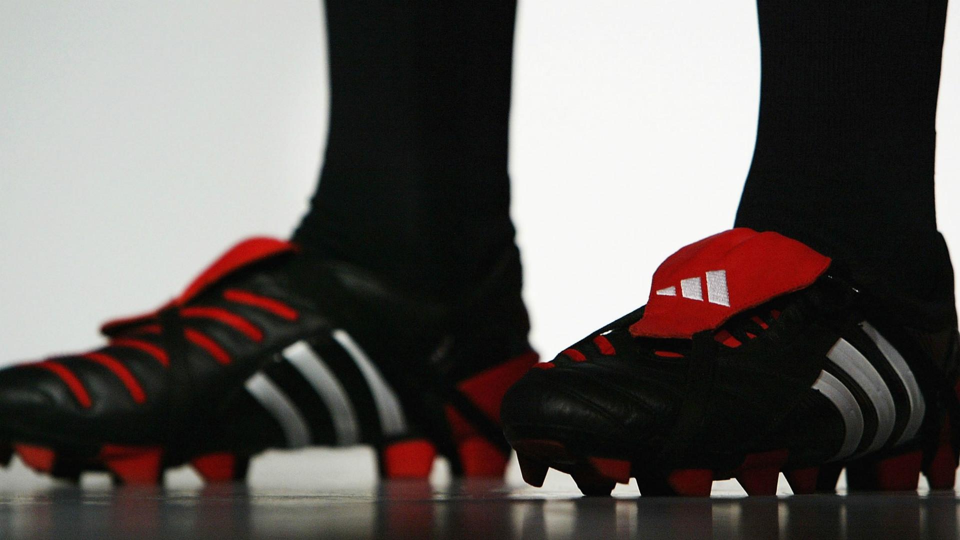 1a6a15f6d3f1 Adidas Predator  Every edition of David Beckham s world-famous boots ...