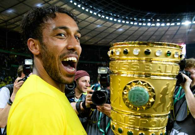 Dortmund rule out Aubameyang sale: Our window's closed
