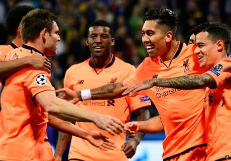 Liverpool Babat Habis Maribor