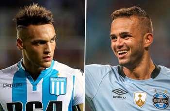 Lautaro Martinez, Arthur & 15 summer transfer targets in Brazil & Argentina