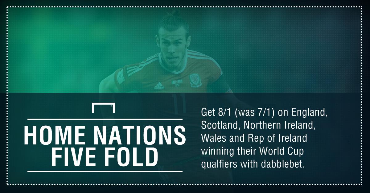 GFX FACT WORLD CUP QUALIFIER FIVE FOLD