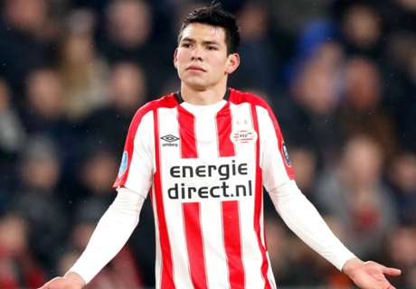 WATCH: Lozano harshly sent off in draw