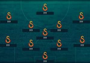 Galatasaray tarihinin en pahalı transferlerinden oluşan 11'le karşınızdayız...