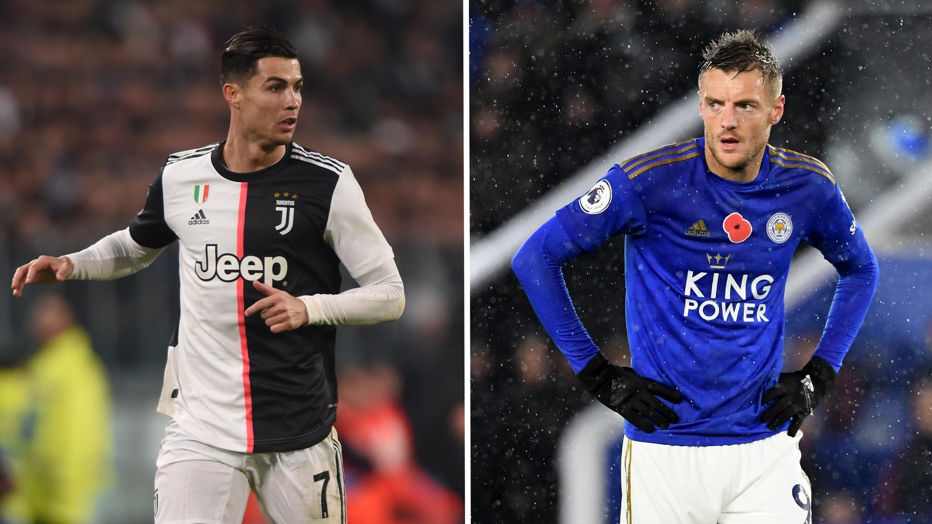 Pereira compares Vardy to fellow Portugal international Ronaldo