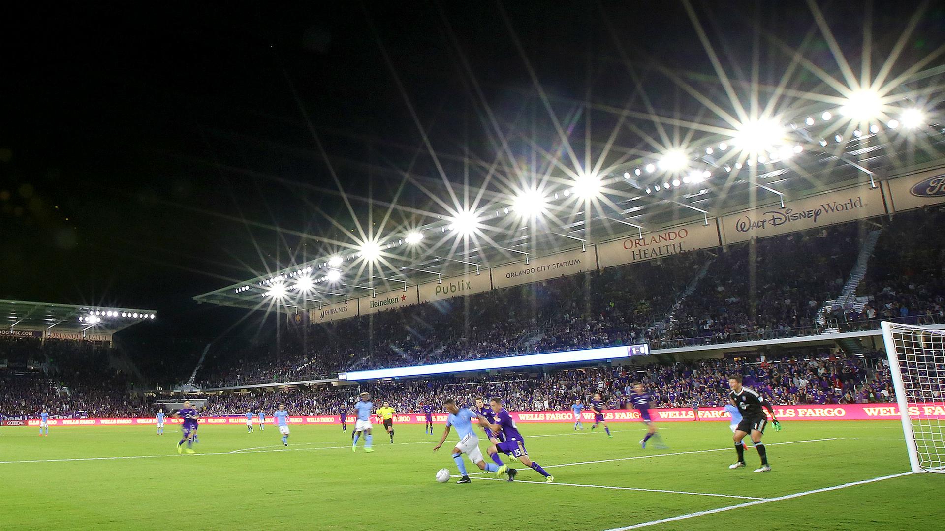 Orlando City v New York City MLS 05032017