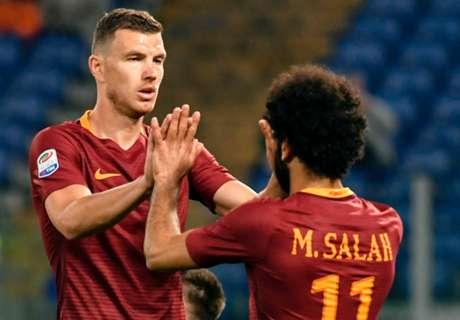Roma-Genoa LIVE! 1-1, Dzeko