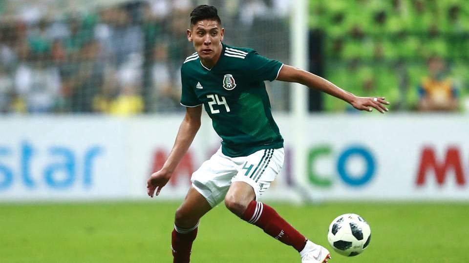 Edson Alvarez Mexico