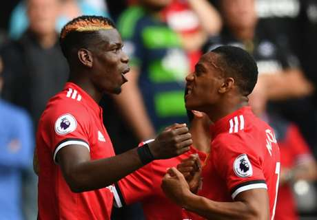 Martial drops Manchester United stay hint