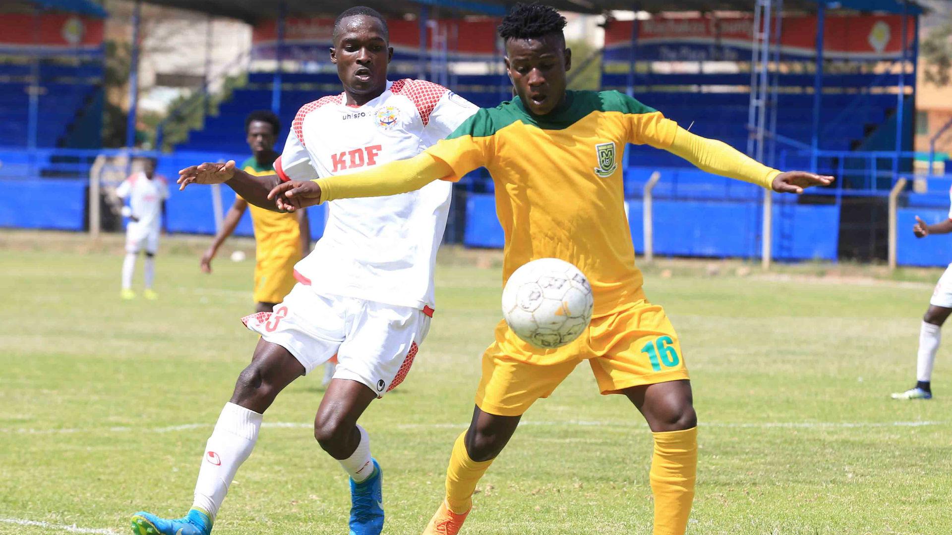 Mathare United 2-1 Ulinzi Stars: Alwanga's late header hands Slum Boys first win