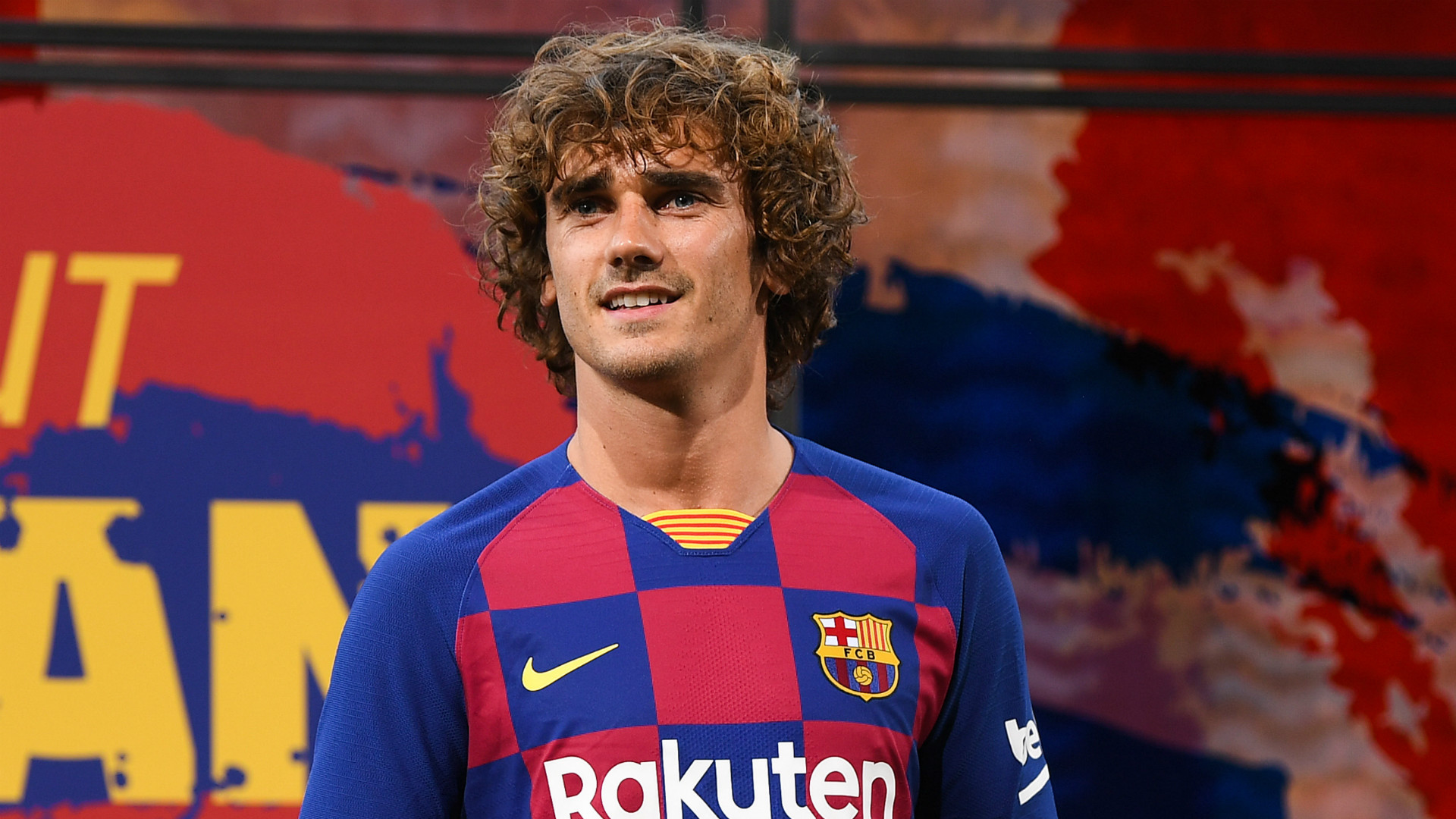 'I cried tears of happiness' - Griezmann reveals overwhelming emotions after Barcelona move