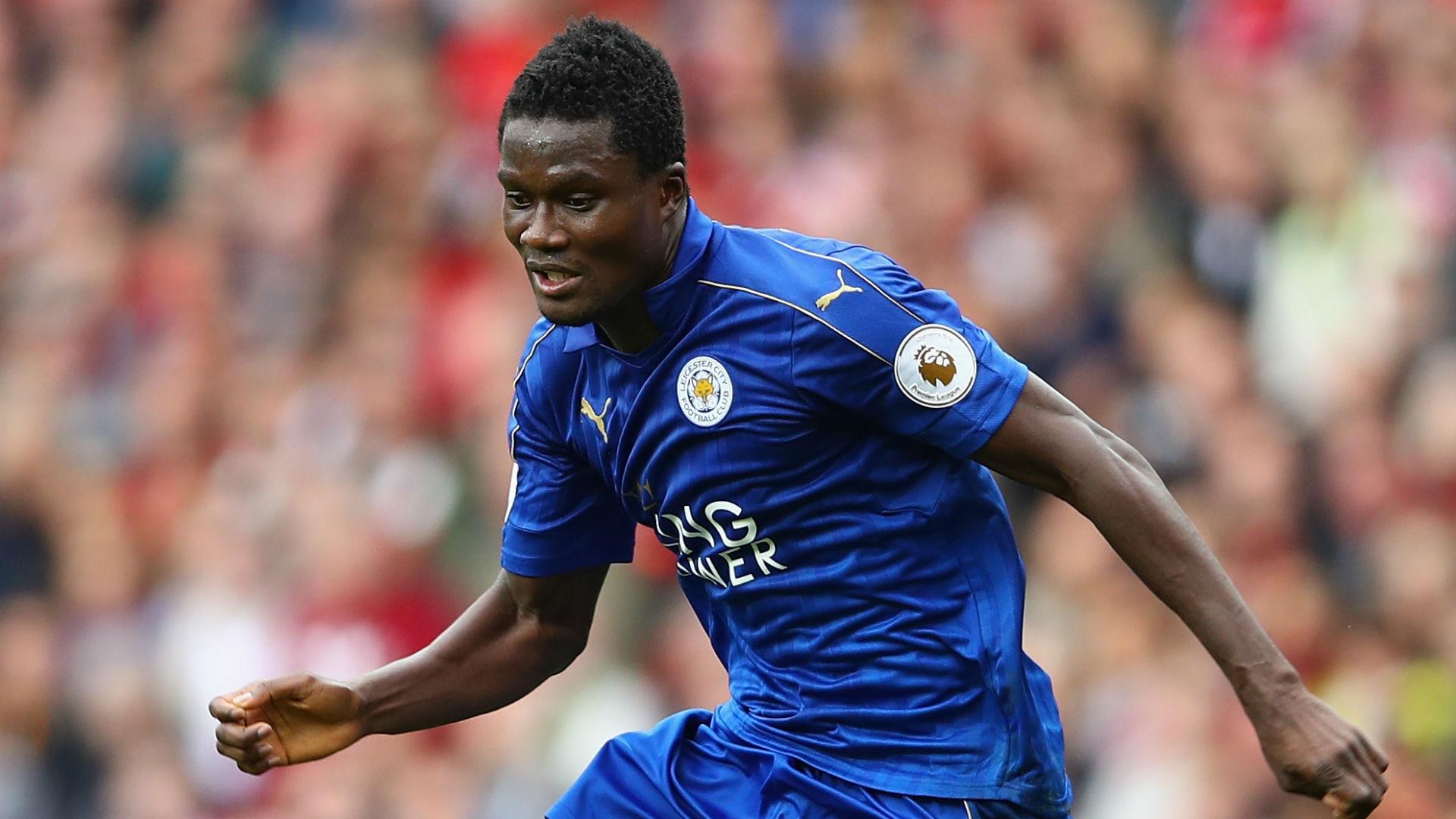 Daniel Amartey - Leicester City
