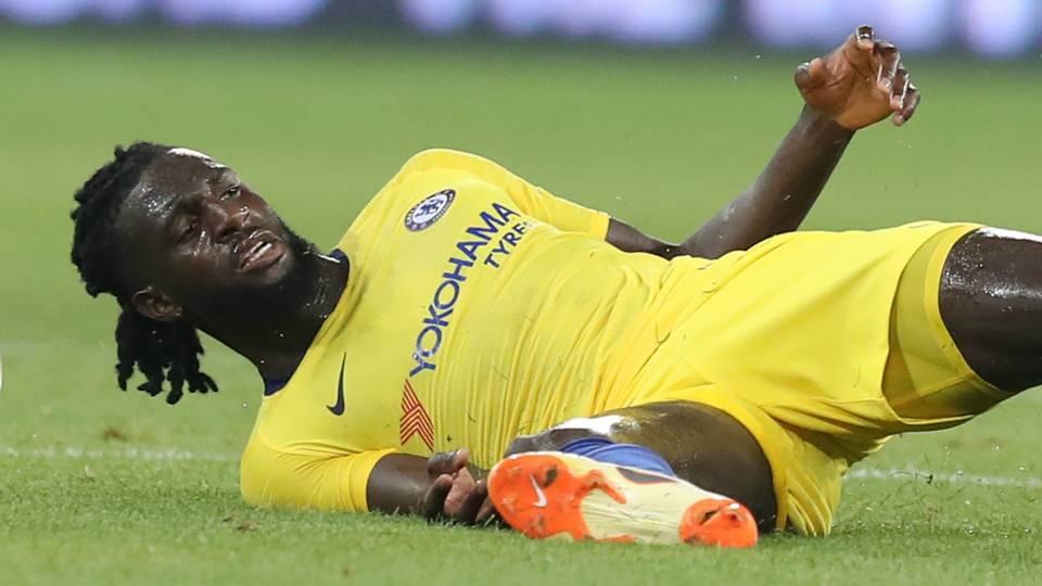 Tiemoue Bakayoko Chelsea 2018-19