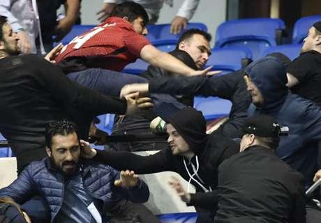 La UEFA castiga a Lyon y Besiktas
