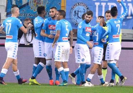 VIDEO - Le beau but du Napoli contre l'Inter