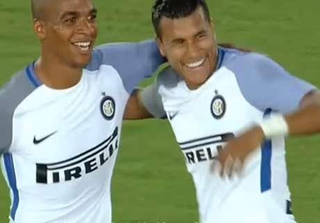 Murillo salva-Inter: pari con lo Schalke