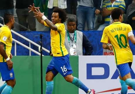 Socceroos 'great preparation' for Brazil