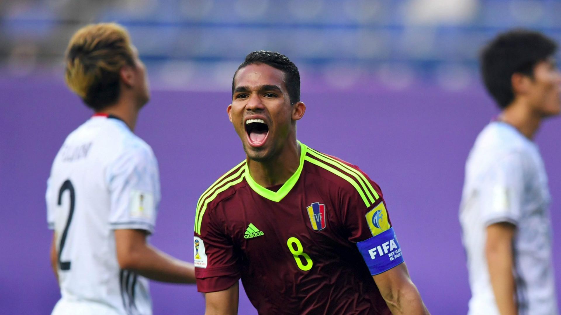 Yangel Herrera U20 World Cup Venezuela 05302017