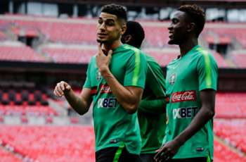 EXTRA TIME: Super Eagles receive warm welcome upon arrival in Alexandria for Afcon