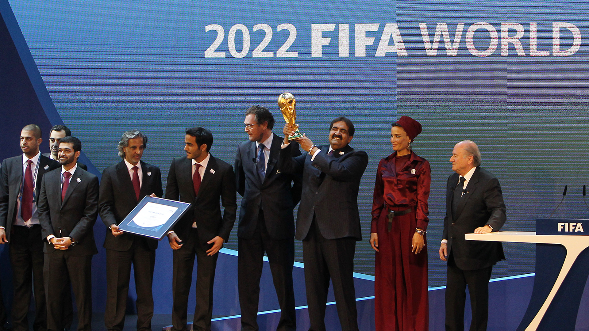 World Cup 2022: Will Qatar be stripped of hosting the finals by FIFA?