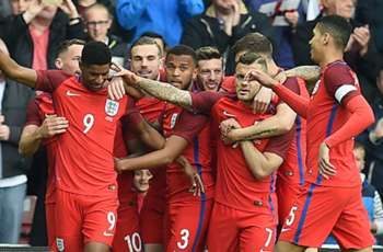 The fairy tale continues! Rashford makes history for England & has surely guaranteed his Euro 2016 place