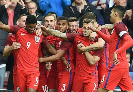 Amistoso: Inglaterra 2-1 Australia