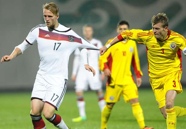 Alexandru Cretu je igrao za mladu reprezentaciju