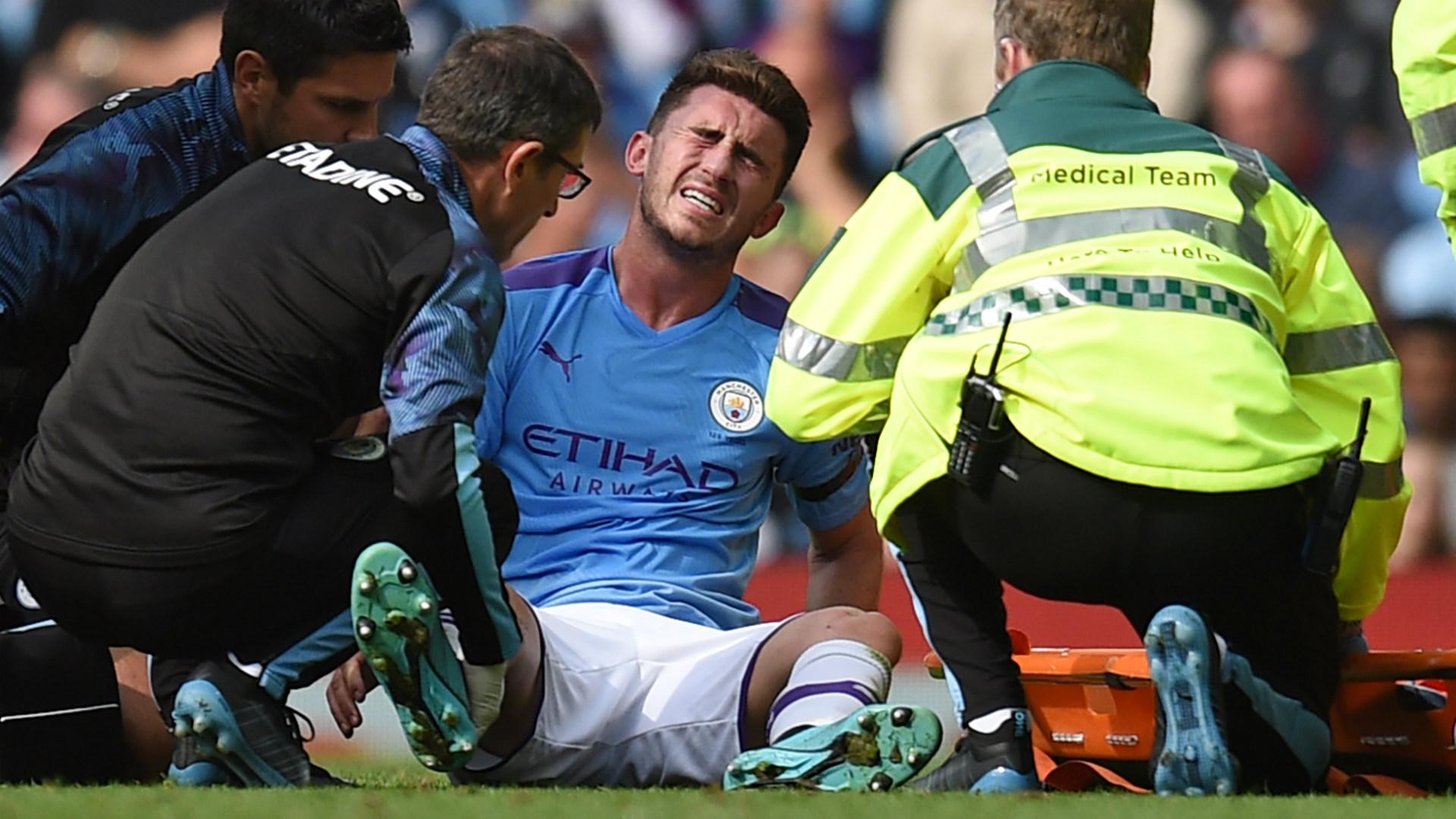 Manchester City - Aymeric Laporte absent 5 à 6 mois