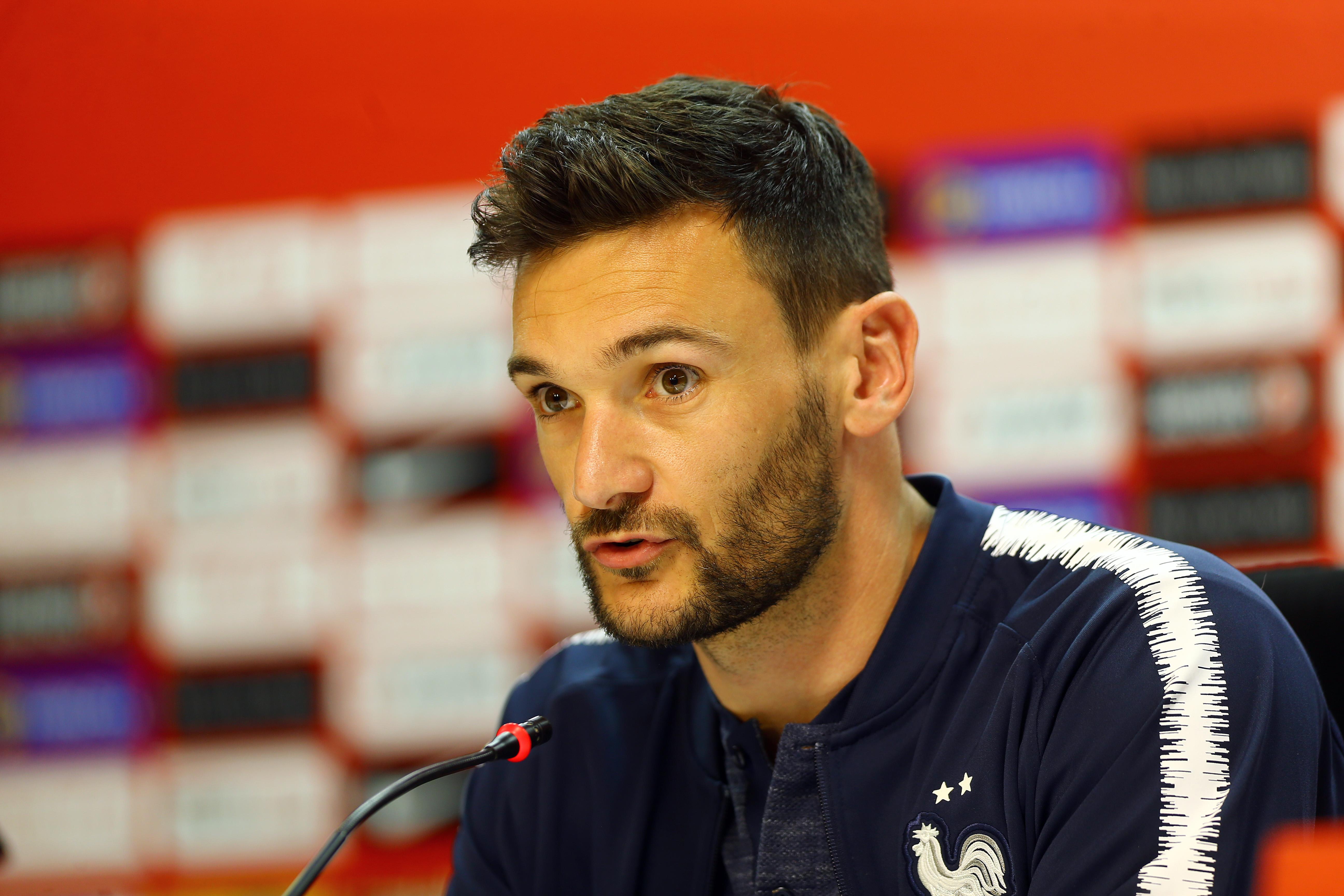 """France-Andorre, Hugo Lloris veut """"se rendre le match facile"""""""