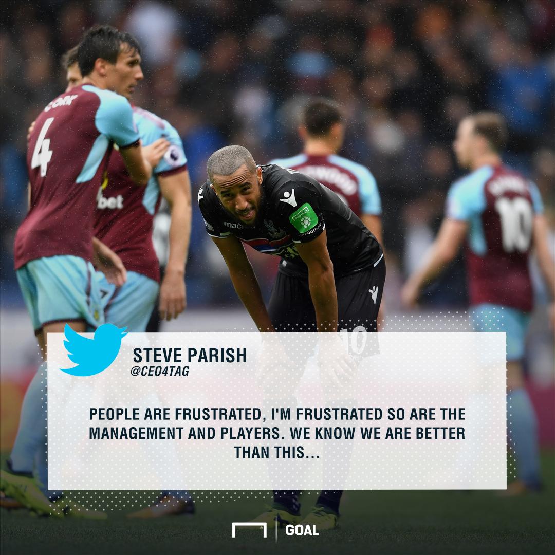 Steve Parish on twitter gfx