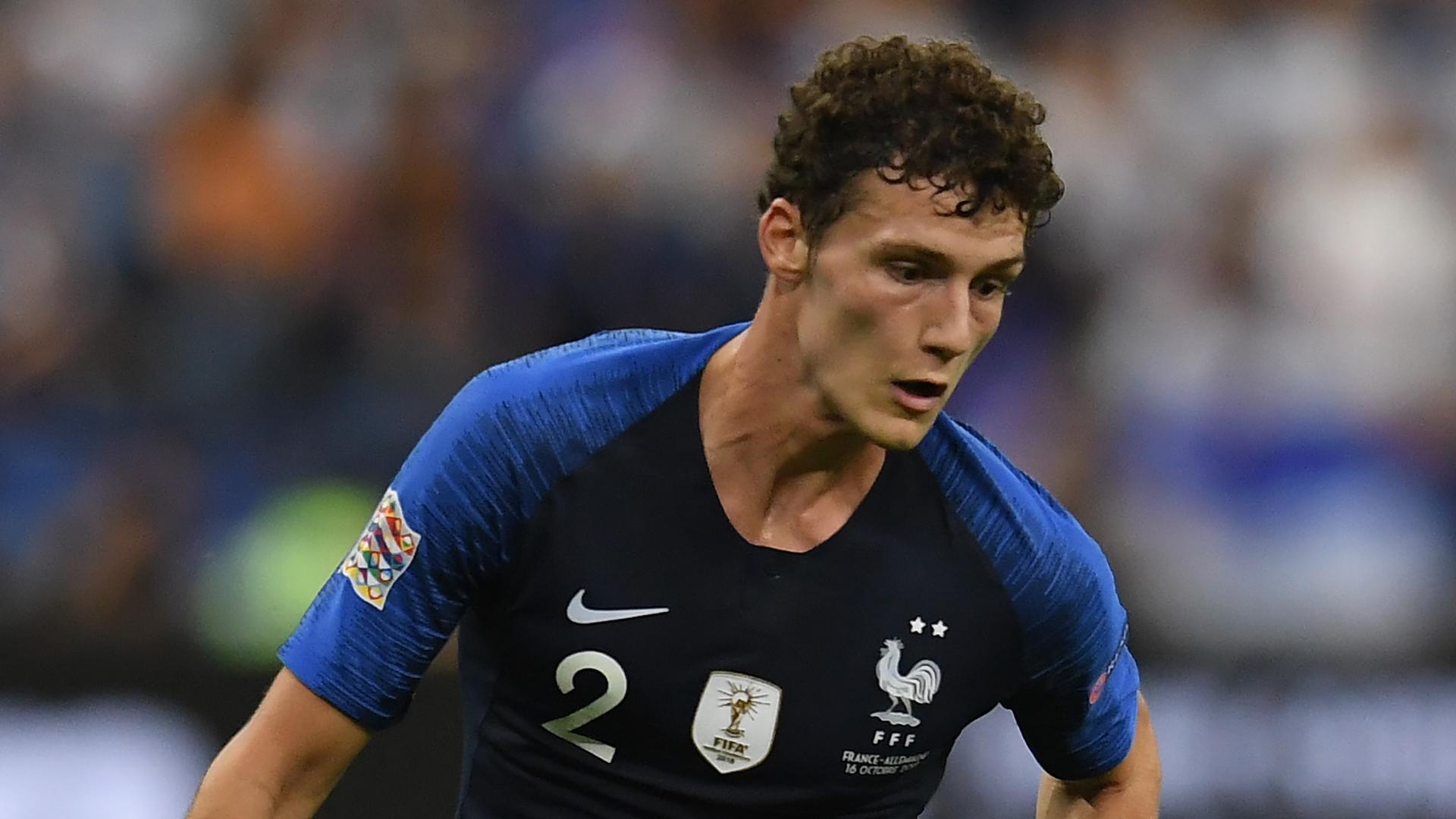 """Équipe de France - Benjamin Pavard : """"Déterminé à tout casser l'année prochaine avec le Bayern Munich"""""""