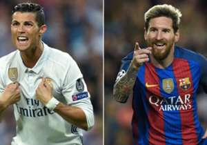Tim terbaik tahun 2017 versi EA Sports FIFA akhirnya diumumkan, nama Cristiano Ronaldo dan Lionel Messi tentu saja termasuk. Tetapi siapa pemain lainnya? berikut para pemain terbaik di tiap posisinya.