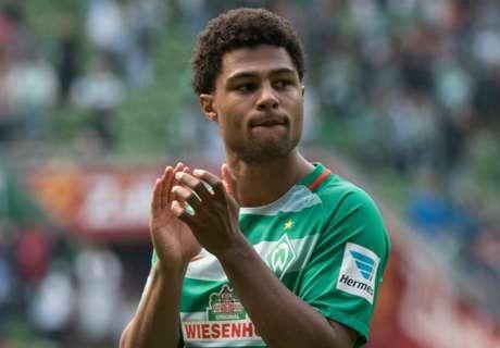 Bericht: So will Werder Gnabry halten