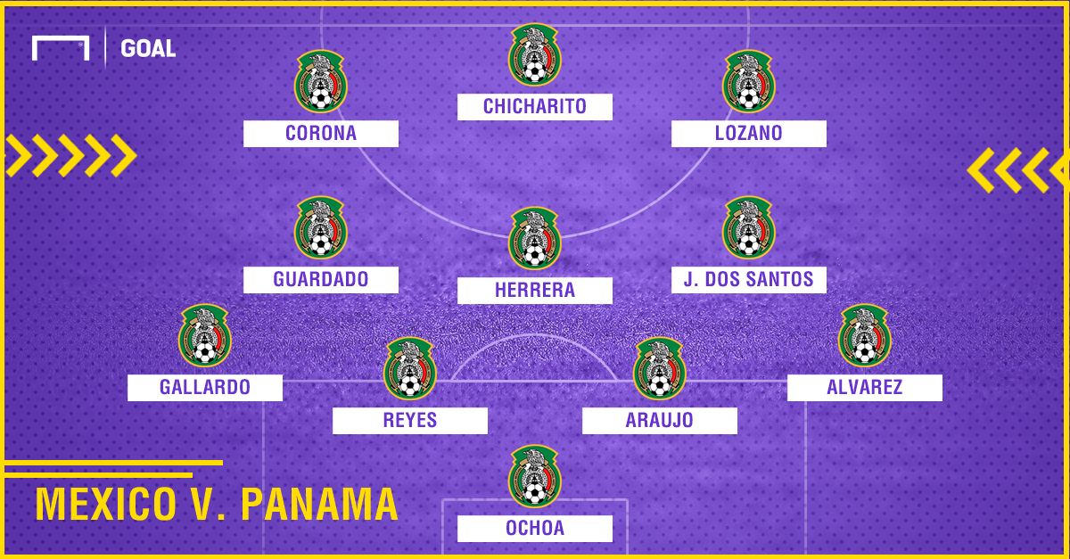 Mexico v Panama 433