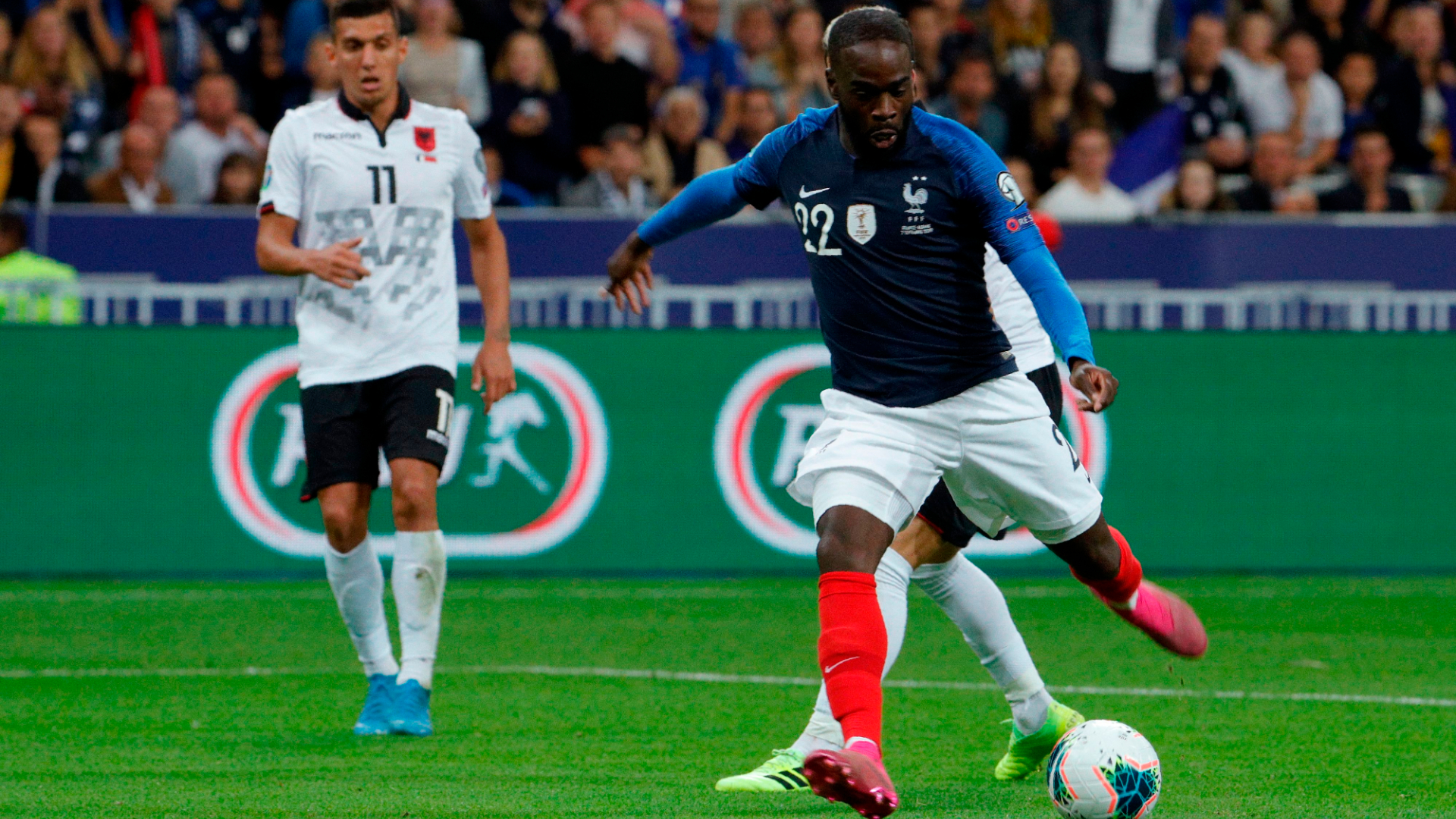 Lille starlet Ikone has 'no regrets' about PSG exit after scoring on France debut